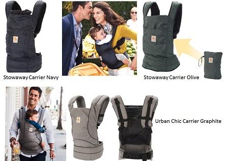 ergo stowaway carrier